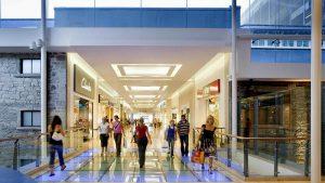 Scotch Hall Shopping Centre Interior
