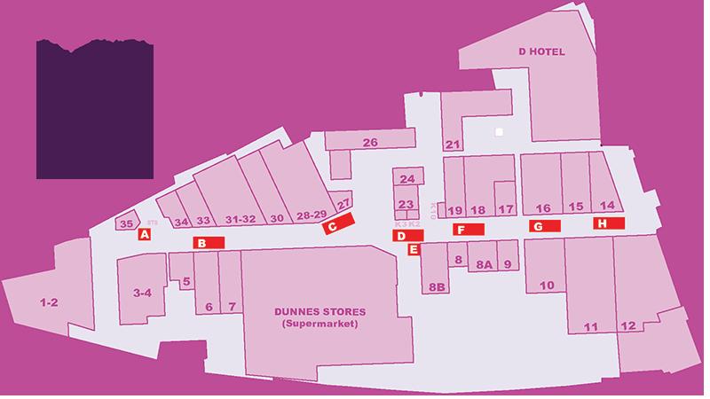Scotch Hall Ground Floor