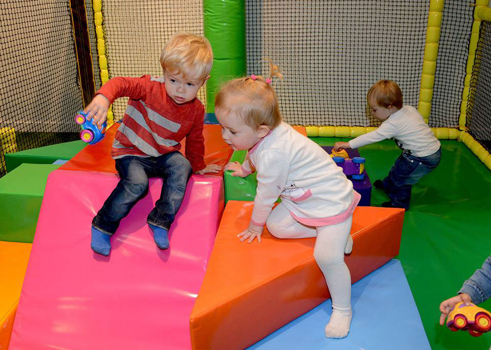 Scotch Hall Play Zone