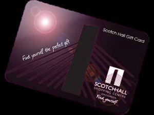 Scotch Hall Gift Card