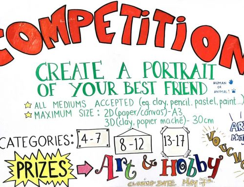 Art & Hobby Competition