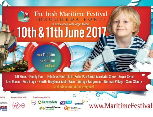 Family passes for The Irish Maritime Festival!
