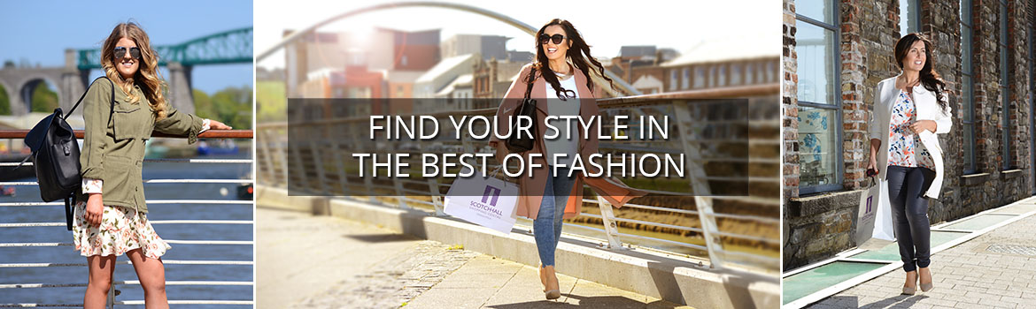 Find your style in the best of fashion
