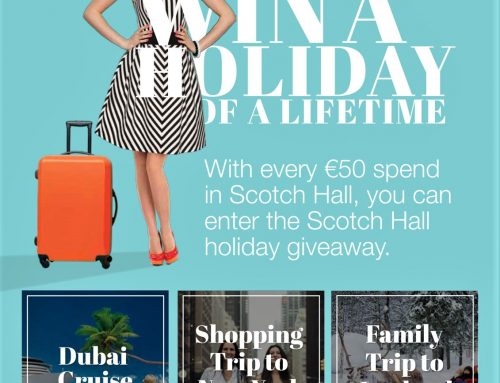 WIN A HOLIDAY OF A LIFETIME