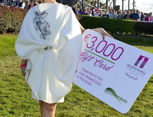 BEST DRESSED LADY WINNER €3000
