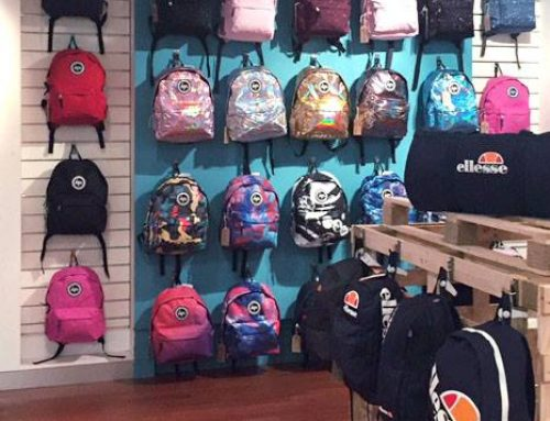 Pop up shop, Schoolbag Station, is now open at Scotch Hall