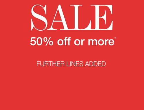 SALE! 50% OFF AT DUNNES STORES