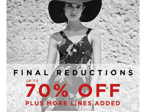 MONSOON – FINAL REDUCTIONS
