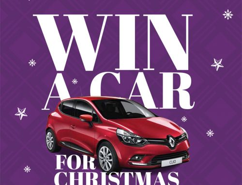 WIN A CAR FOR XMAS!