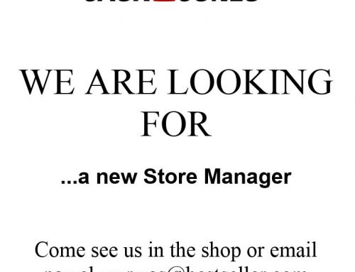 Jack & Jones are looking for a new Store Manager!