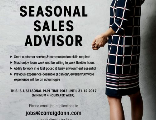 Carraig Donn in Scotch Hall are hiring!