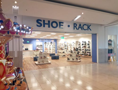 Shoe Rack NOW at Scotch Hall