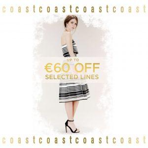 Coast 60% Off