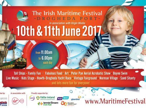 Family passes for The Irish Maritime Festival!