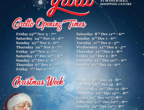 Santa's Grotto 2018 Opening Times