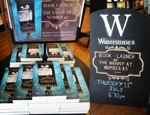 Waterstones Book Launch