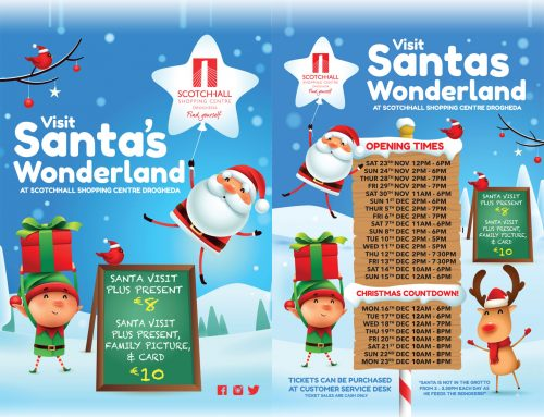 Santa's Wonderland Now Open!