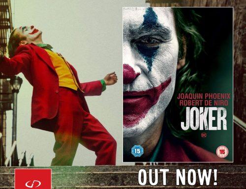 Joker Movie @ Golden Discs