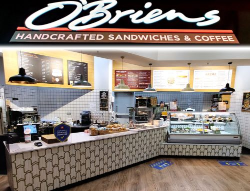 O'Briens Re-Open!