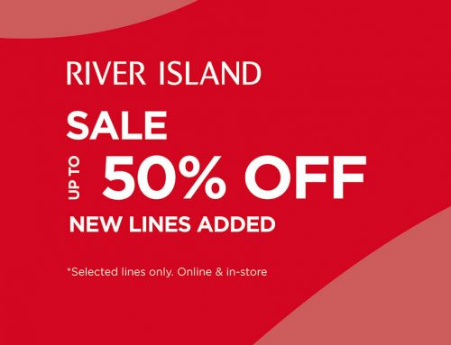 River Island SALE ON