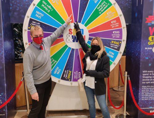 Spin & Win WINNER